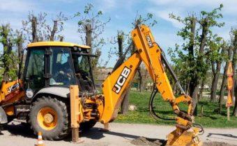 Триває ремонт дороги місцевого значення в напрямку села Молоткова